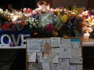 Messages of love 'overwhelm' Brisbane mosque
