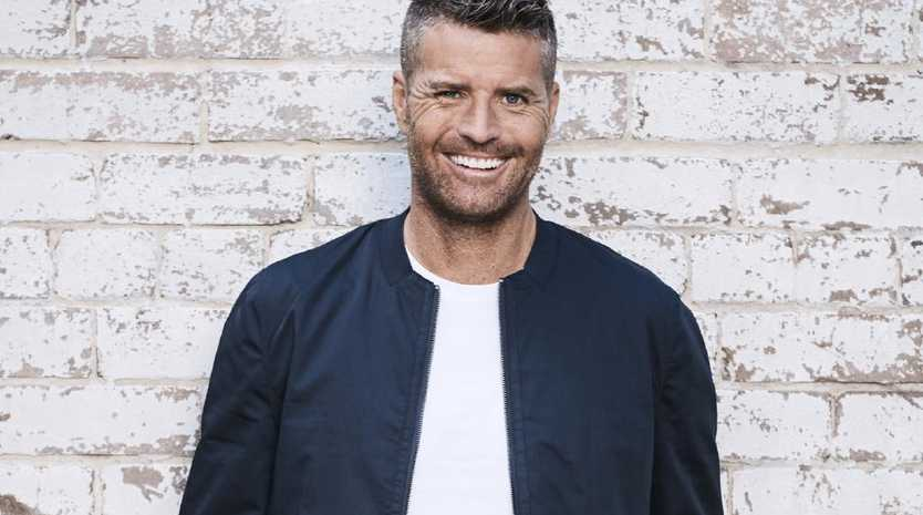 Pete Evans doesn't agree with vaccination. Picture: Channel 7