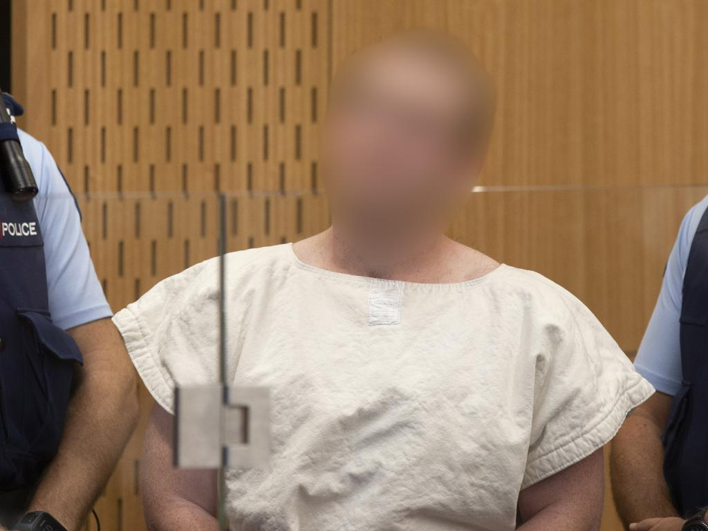 Brenton Tarrant is accused of a terror attack in Christchurch on Friday. Picture: Mark Mitchell/AAP