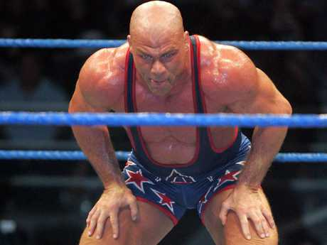 Kurt Angle has not released a public statement.