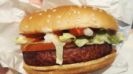 McDonald's introduced a vegan burger to 270 outlets across Scandinavia.