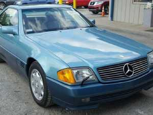Stolen Mercedes to set auction record