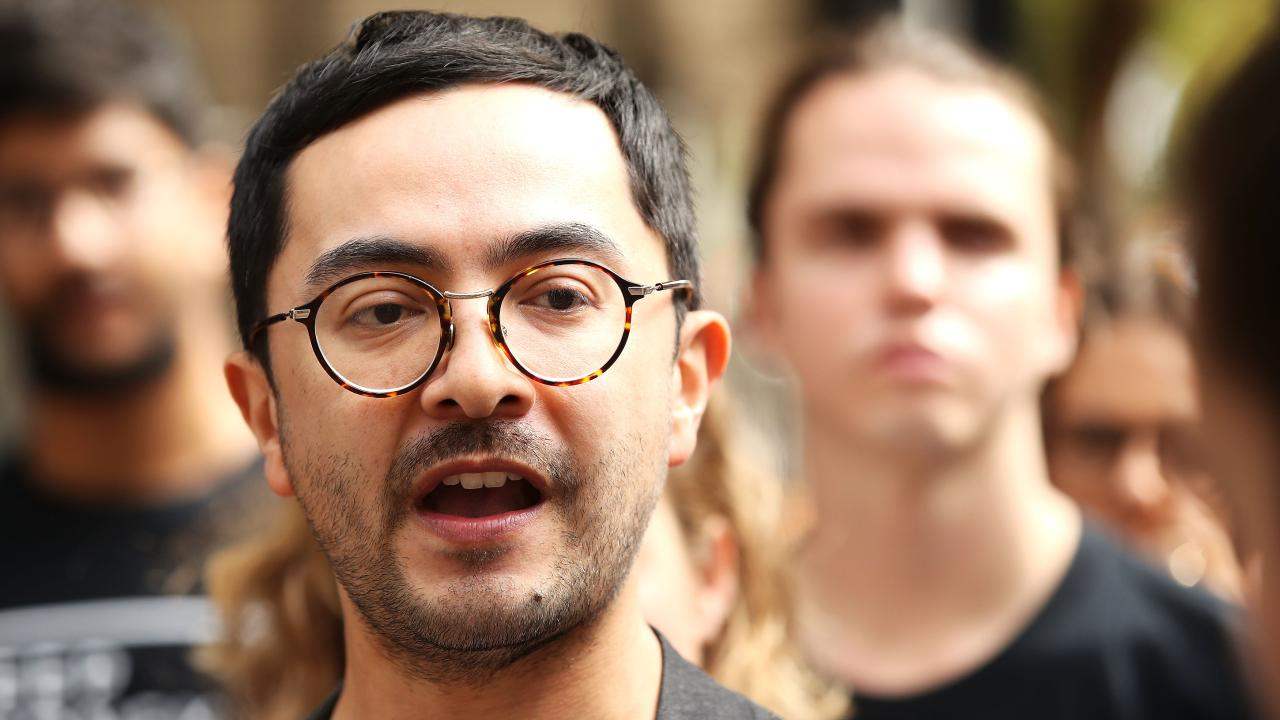 Tyson Koh founded Keep Sydney Open as a social movement formed in response to Sydney's lockout laws. Now it's a political party. Picture: Mark Kolbe/Getty Images