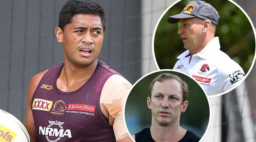 Brisbane are still waiting for the best of Anthony Milford.