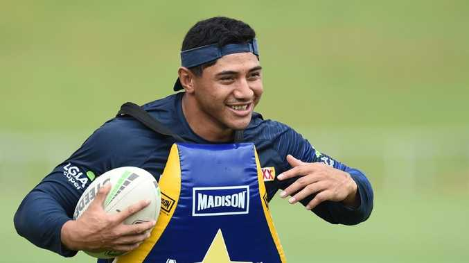 Jason Taumalolo had a huge outing in Round 1.