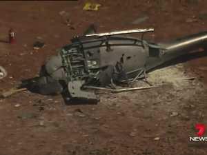 Queensland pilot killed in chopper crash