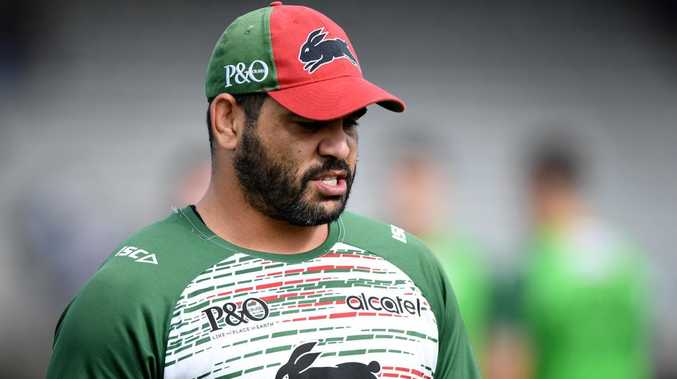 Greg Inglis has been named despite struggling with a shoulder injury.