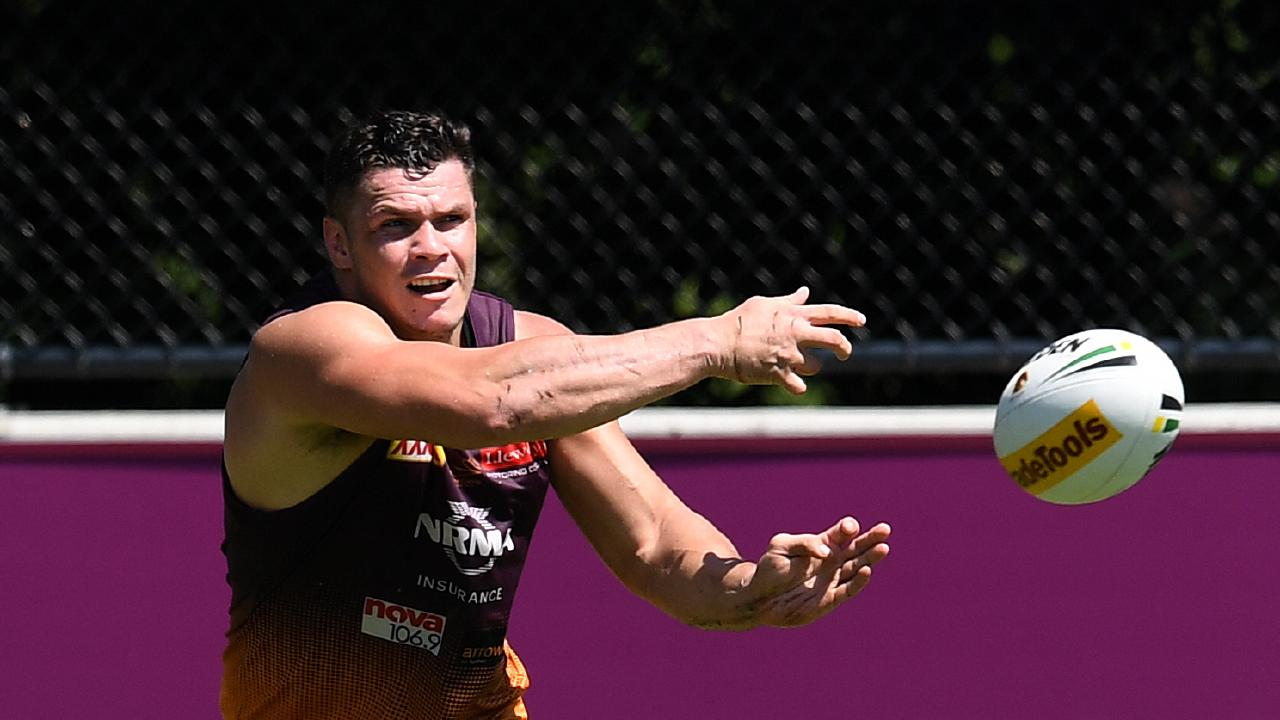 Roberts has trained strongly since his injury in the season opener. (AAP Image/Dan Peled)