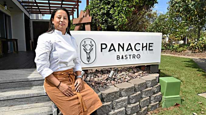 Sandra Cousillas is the chef at Panache Bistro.