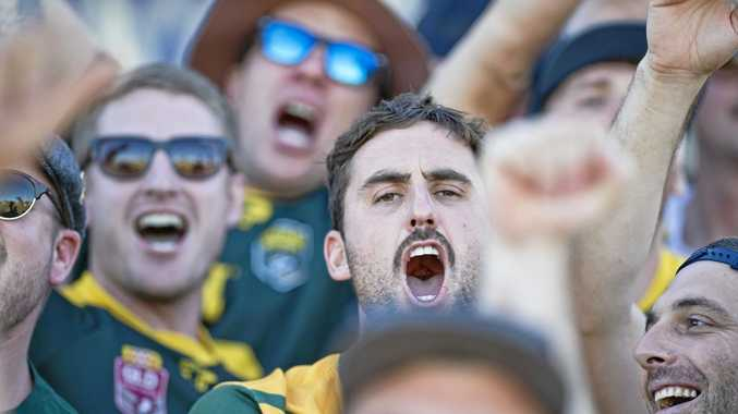 HERE'S CHEERS: Fans no longer have to wait. The Toowoomba Rugby League season kicks off tonight.