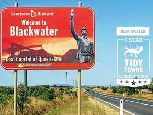Blackwater locals hit back after coal truck convoy blindside