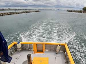Wave knocks man overboard, almost sparks search and rescue