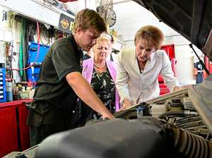 Apprentice subsidies in time for 'projects boom'