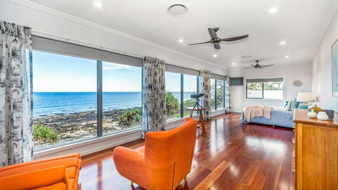 STUNNING: The views from 11 Coolanblue Ave, at Innes Park are nothing short of spectacular. The home is on the market at offers over $1.1million.