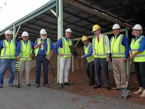 $2.9M on ground breaking showground works