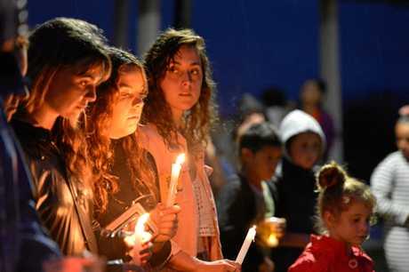 Vigil for mass murder at Christchurch