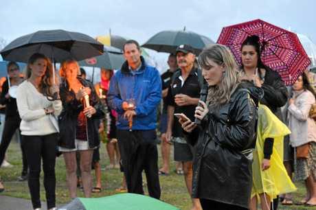 Vigil for Christchurch massacre