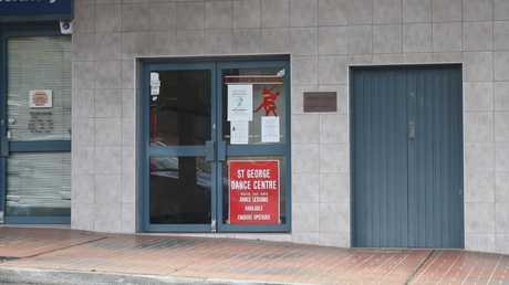 Sampieri allegedly choked a little girl in the Kogarah Dance Studio toilet. Picture: John Grainger