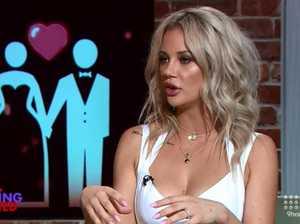 Jess's outrageous claim about TV affair