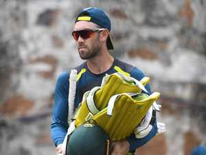 Illness rocks Aussie camp with Maxwell in doubt