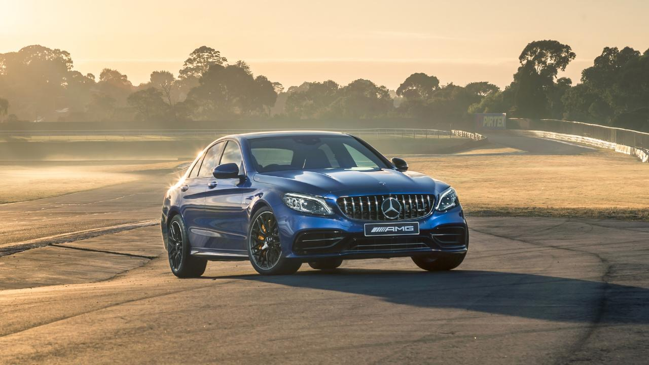 The Mercedes-AMG C 63 S is a performance car icon.