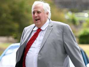 Cashed-up Palmer's 'insulting' offer to creditors
