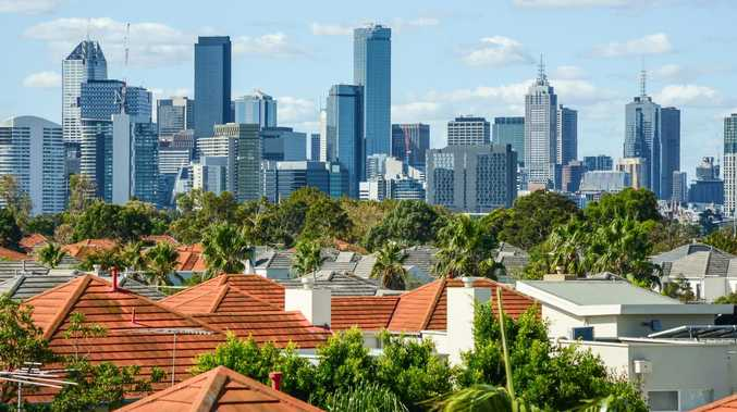 Melbourne property prices could be stripped a further 16 per cent.