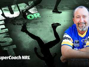 SuperCoach NRL match-ups: Run or Rest?