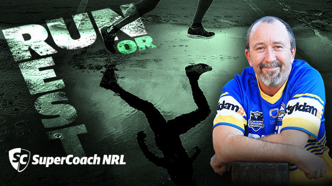 Former NRL SuperCoach champion Sam Rohlf.