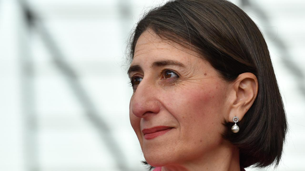 Gladys Berejiklian is in for the fight of her political life, with polling showing her government neck-and-neck with the Labor opposition. Picture: AAP
