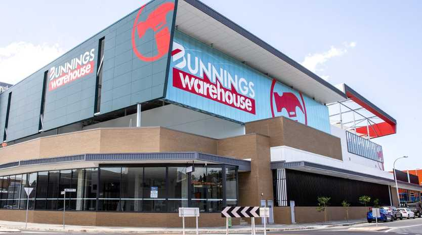 """Bunnings expects the """"click and collect"""" option to be popular with the online push, so that weekend sausage sizzle is still on the table for shoppers."""