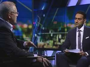 PM and Waleed's fiery exchange