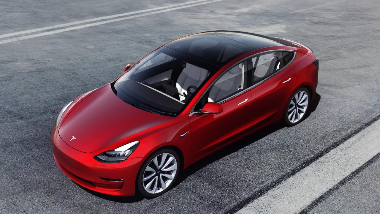 Tesla has just commenced building the long-awaited US$35,000 Model 3.