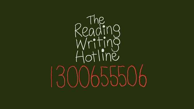 Why the Reading Writing Hotline wants you to call