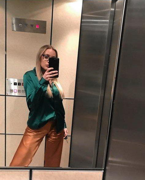The former Cathedral College student had a government job before she decided to start a fashion blog, which is where her successful career in the fashion industry began.