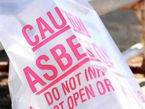 RESTRICTED: Asbestos confirmed in local school