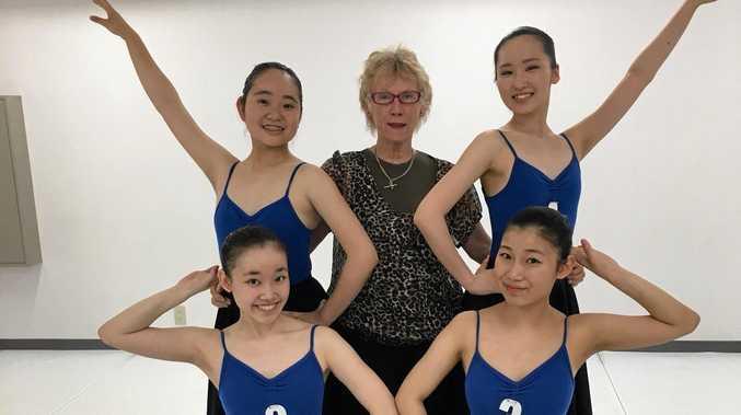 BIG MILESTONE: Ipswich dance teacher Shayne McCormick is celebrating 50 years of teaching dance.