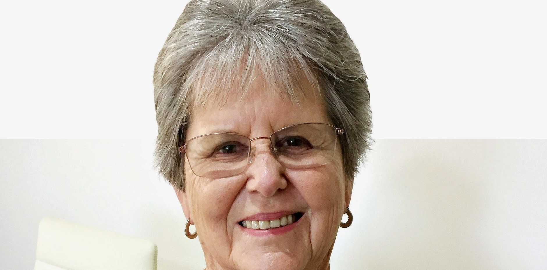 LISTEN UP: CICADA Fraser Coast representative Judith Raxworthy urges all Fraser Coast residents who want to know more about cochlear implants to attend the group's April 6 meeting.