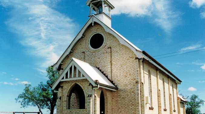 Sacred Heart Catholic Church, Deuchar, turns 100 on Saturday.