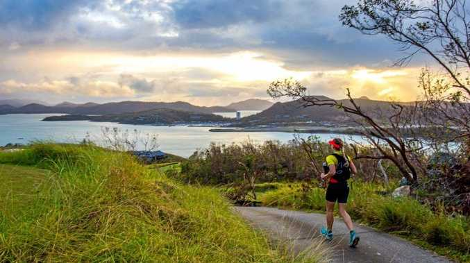 Registrations are now open for the Financial Linx Hamilton island Hilly Half Marathon on May 5.
