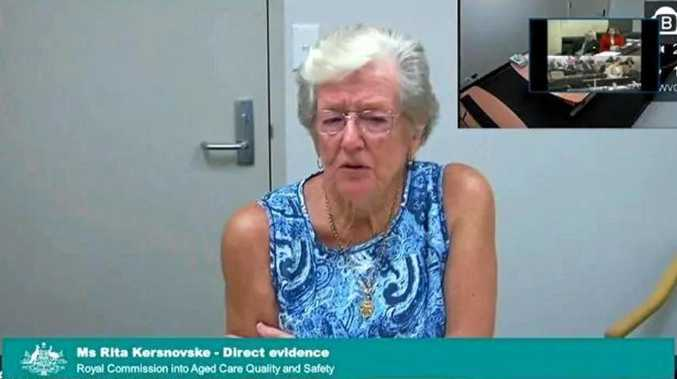 'Almost hopeless': Gympie woman speaks in Aged Care Comm