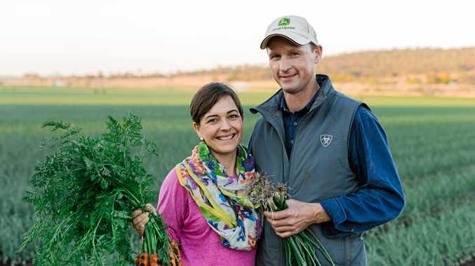Kalbar veggie farmers feeding the nation