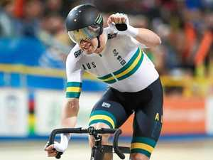 GOLDEN RIDE: Proserpine paracyclist claims two world titles