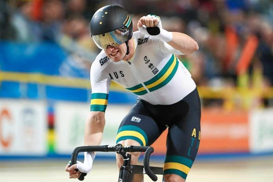 Paracyclist David Nicholas OAM won two world titles at the 2019 UCI Paracycling Track World Championships in Apeldoorn, Netherlands this month.