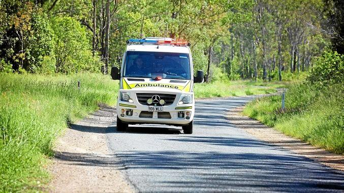 Paramedics treated a teenage girl after a suspected snake bite.
