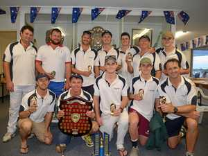 Twenty four cricketers bask in Warwick premiership glory