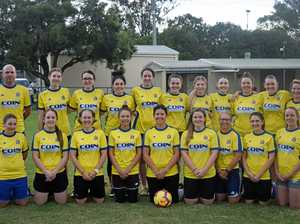 FOOTBALL: Introducing the 2019 Gympie United women's squad