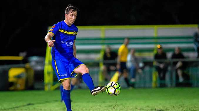 Gympie face top Brisbane opponents in FFA cup clash tonight