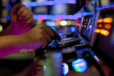 Las Vegas has thrived on its slot machine industry.