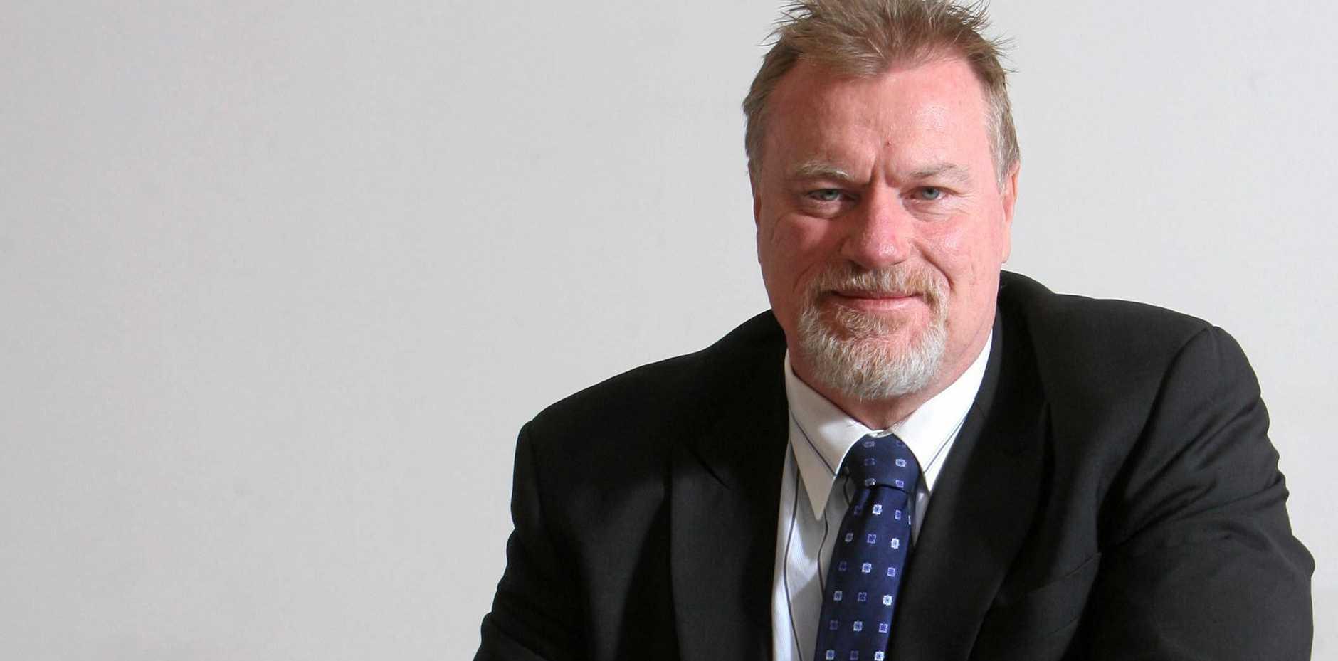 Western Corridor bid chairman Steve Johnson.
